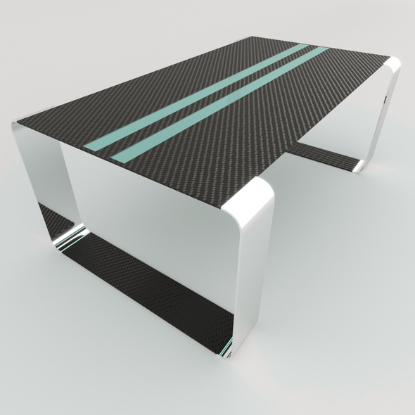 "Tea table ""sport"" - 3DOcean Item for Sale"