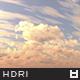 High Resolution Sky HDRi Map 064