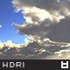 High Resolution Sky HDRi Map 065