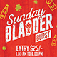 Bladder Burst Flyer - GraphicRiver Item for Sale