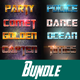 40 Reper Bundle Text Effect Styles - GraphicRiver Item for Sale