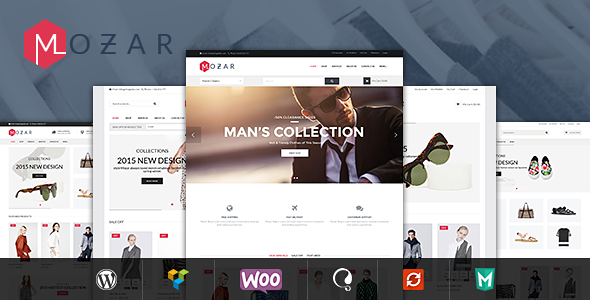 VG Mozar - Fashion WooCommerce WordPress Theme - WooCommerce eCommerce
