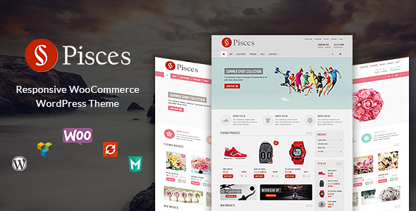 VG Pisces - Responsive WooCommerce WordPress Theme