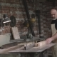 Carpenter Cutting Wood - VideoHive Item for Sale