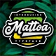 Mattoa - Logotype Maker - GraphicRiver Item for Sale