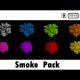 Smoke Explosion 4K - VideoHive Item for Sale