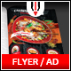 Chinese Restaurant Flyer / Magazine AD - GraphicRiver Item for Sale