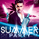 Summer Party | Flyer Template - GraphicRiver Item for Sale