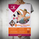 2 in 1 Flyer Template - GraphicRiver Item for Sale