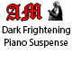 Dark Frightening Piano Suspense