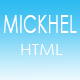 Mickhel – Creative Portfolio Template - ThemeForest Item for Sale