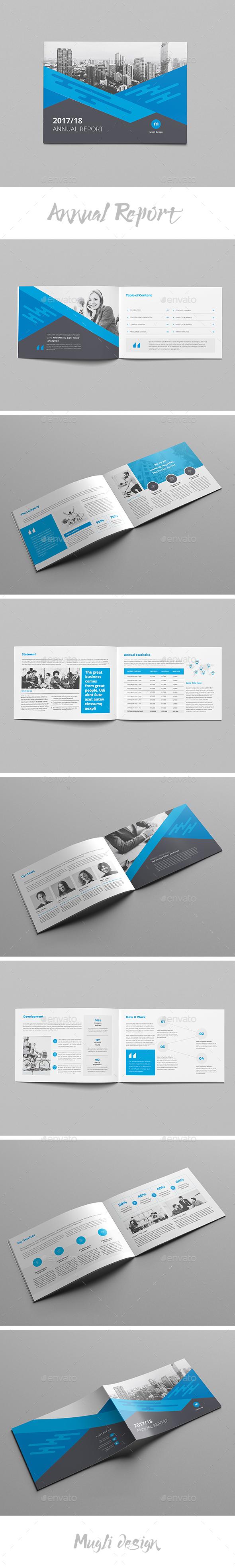 Landscape Brochure - Corporate Brochures