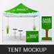Tent Mockup Vol.1 - GraphicRiver Item for Sale
