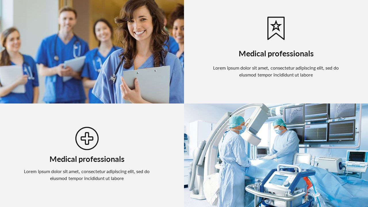 nurse powerpoint template gallery - templates example free download, Presentation templates