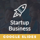 Startup Business Pitch Deck Google Slides Template - GraphicRiver Item for Sale