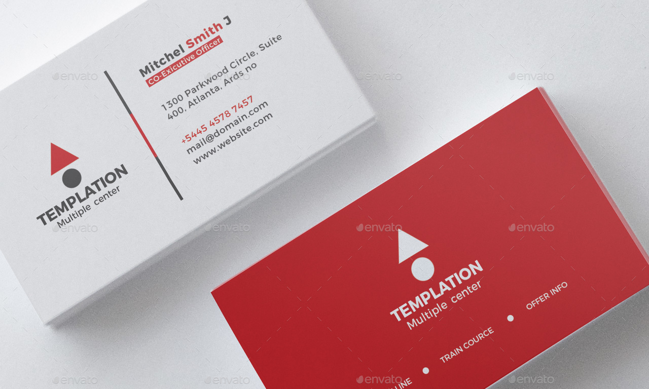 Business card by abirhasan graphicriver business card magicingreecefo Images