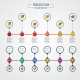 Timeline Template - GraphicRiver Item for Sale