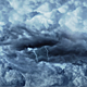 Flying Through a Stormy Clouds - VideoHive Item for Sale