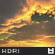 High Resolution Sky HDRi Map 066