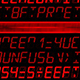 Red Digital Text Speedy Effect - VideoHive Item for Sale