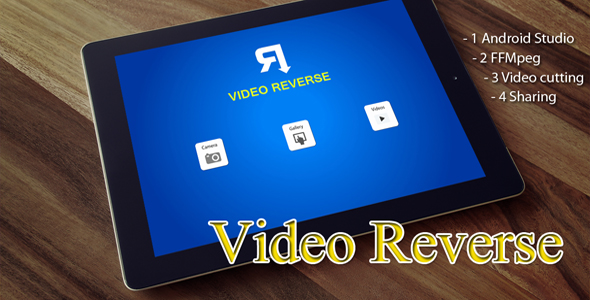 Video Reverse - CodeCanyon Item for Sale