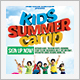Kids Summer Camp Flyer - GraphicRiver Item for Sale