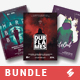Underground Beats - Party Flyer / Poster Templates Bundle