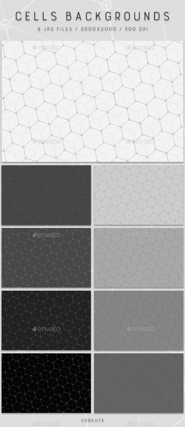 Cells | Backgrounds - Patterns Backgrounds