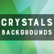 Crystals | Backgrounds - GraphicRiver Item for Sale