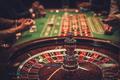 Gambling table in luxury casino - PhotoDune Item for Sale