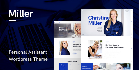 Miller | Personal Assistant & Administrative Services - Business Corporate