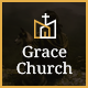 Grace Church - Charity & Church Bootstrap PSD Template - ThemeForest Item for Sale