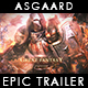 Asgaard - Epic Fantasy Trailer - VideoHive Item for Sale