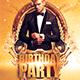 Birthday Party 3 Flyer