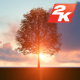 Sunset Tree - VideoHive Item for Sale