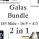 Galas Bundle - Creative Keynote Template