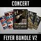 Concert Flyer Bundle V2