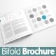 Square Bi-fold Brochure Mock up - GraphicRiver Item for Sale