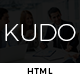 Kudo - Responsive Onepage HTML Template - ThemeForest Item for Sale