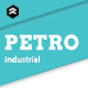 Petro - Industrial Muse Template - ThemeForest Item for Sale