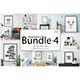 Frame Mockup Bundle Vol 4
