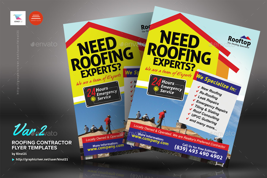 New Screenshots/01_graphic River Roofing Contractor Flyer Templates Kinzi21  ...