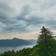Rain Clouds over the Lake - VideoHive Item for Sale