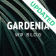 Gardenia - A Stylish Gardening Personal Blog WordPress Theme - ThemeForest Item for Sale