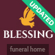 Blessing | Funeral Home WordPress Theme Nulled