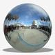 Sunny Skate Park HDRI