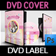 Baby Shower Party DVD Template Vol.8