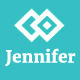 Jennifer - Responsive Portfolio, Photography, Agency Template - ThemeForest Item for Sale