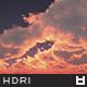 High Resolution Sky HDRi Map 068