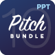 10 in 1 - Pitch Powerpoint Bundle - GraphicRiver Item for Sale